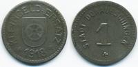 1 Pfennig 1918 Baden Donaueschingen - Eisen 1918 (Funck 101.3a) fast vo... 6,00 EUR  zzgl. 1,20 EUR Versand