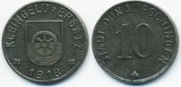 10 Pfennig 1918 Baden Donaueschingen - Eisen 1918 (Funck 101.4b) vorzüg... 4,50 EUR  zzgl. 1,20 EUR Versand