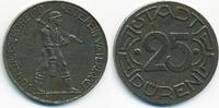 25 Pfennig 1919 Rheinprovinz Düren - Eisen 1919 (Funck 105.10b) Schrift... 54,00 EUR  zzgl. 3,80 EUR Versand