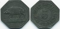 5 Pfennig 1917 Baden Eberbach - Zink 1917 (Funck 106.1) vorzüglich+  14,00 EUR  zzgl. 1,20 EUR Versand