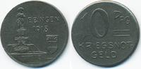 10 Pfennig 1918 Württemberg Ebingen - Eisen 1918 (Funck 107.1a) sehr sc... 7,00 EUR  +  2,00 EUR shipping