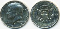 1/2 Dollar 1968 D USA Kennedy Half vorzüglich - leicht gereinigt  5,50 EUR  +  2,00 EUR shipping