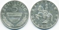 5 Schilling 1966 Österreich - Austria 2. Republik – Silber sehr schön/v... 4,00 EUR  zzgl. 1,20 EUR Versand
