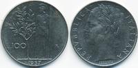 100 Lire 1957 R Italien - Italy Republik seit 1946 gutes sehr schön+  1,50 EUR  +  2,00 EUR shipping