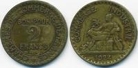 2 Francs 1924 Frankreich - France Dritte Republik 1871-1940 – closed 4 ... 3,00 EUR  zzgl. 1,20 EUR Versand