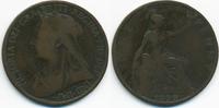 1 Penny 1899 Großbritannien - Great Britain Victoria 1837-1901 schön  2,50 EUR  +  2,00 EUR shipping