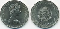 25 Pence 1972 Großbritannien - Great Britain Silberhochzeit - Kupfer/Ni... 2,50 EUR  zzgl. 1,20 EUR Versand