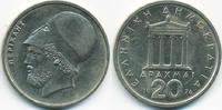 20 Drachmen 1976 Griechenland - Greece Dritte Republik seit 1973 knapp ... 1,50 EUR  +  2,00 EUR shipping
