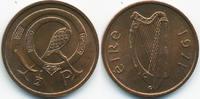 1/2 Penny 1971 Irland - Ireland Republik Irland seit 1949 prägefrisch  1,20 EUR  zzgl. 1,20 EUR Versand
