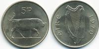 5 Pence 1970 Irland - Ireland Republik Irland seit 1949 prägefrisch  2,00 EUR  zzgl. 1,20 EUR Versand