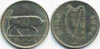 1 Shilling 1954 Irland - Ireland Republik Irland seit 1949 vorzüglich+  3,50 EUR  +  2,00 EUR shipping