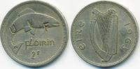 2 Shilling (Florin) 1963 Irland - Ireland Republik Irland seit 1949 – G... 9,00 EUR  +  2,00 EUR shipping