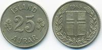 25 Aurar 1963 Island - Iceland Republik sehr schön/vorzüglich - minimal... 0,80 EUR  zzgl. 1,20 EUR Versand