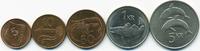 5 Aurar bis 5 Kronur 1981 Island - Iceland Republik vorzüglich bis präg... 2,80 EUR  zzgl. 1,20 EUR Versand