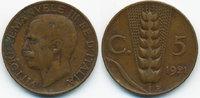 5 Centesimi 1921 R Italien - Italy Viktor Emanuel III. 1900-1946 sehr s... 1,00 EUR  +  2,00 EUR shipping