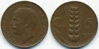 5 Centesimi 1922 R Italien - Italy Viktor Emanuel III. 1900-1946 gutes ... 2,00 EUR  +  2,00 EUR shipping