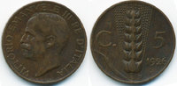 5 Centesimi 1926 R Italien - Italy Viktor Emanuel III. 1900-1946 sehr s... 2,00 EUR  +  2,00 EUR shipping