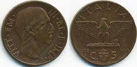 5 Centesimi 1938 R Italien - Italy Viktor Emanuel III. 1900-1946 sehr s... 2,00 EUR  +  2,00 EUR shipping