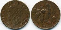 10 Centesimi 1921 R Italien - Italy Viktor Emanuel III. 1900-1946 sehr ... 2,00 EUR  +  2,00 EUR shipping