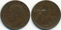 10 Centesimi 1933 R Italien - Italy Viktor Emanuel III. 1900-1946 sehr ... 2,00 EUR  +  2,00 EUR shipping