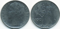 100 Lire 1956 R Italien - Italy Republik seit 1946 sehr schön  0,80 EUR  zzgl. 1,20 EUR Versand