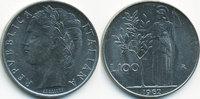 100 Lire 1962 R Italien - Italy Republik seit 1946 gutes vorzüglich  1,50 EUR  zzgl. 1,20 EUR Versand