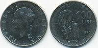 100 Lire 1979 R Italien - Italy Republik seit 1946 vorzüglich  1,00 EUR  zzgl. 1,20 EUR Versand