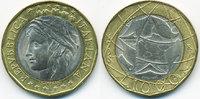 1000 Lire 1998 R Italien - Italy Republik seit 1946 – Europakarte richt... 2,50 EUR  +  2,00 EUR shipping