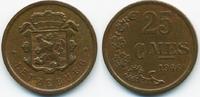 25 Centimes 1946 Luxemburg - Luxembourg Charlotte 1919-1964 vorzüglich  2,00 EUR  +  2,00 EUR shipping