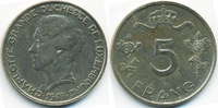 5 Francs 1949 Luxemburg - Luxembourg Charlotte 1919-1964 sehr schön+ - ... 2,50 EUR  +  2,00 EUR shipping