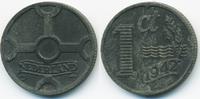 1 Cent 1942 Niederlande - Netherlands Wilhelmina I. 1890-1948 vorzüglic... 3,00 EUR  +  2,00 EUR shipping