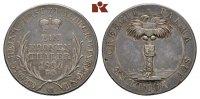 Kronentaler 1824. WALDECK Georg Heinrich, 1813-1845. Winz. Randfehler, ... 845,00 EUR