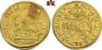 Dukat 1649, NÜRNBERG  Min. gewellt, fast vorzüglich  1245,00 EUR  + 9,90 EUR frais d'envoi
