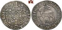 1/2 Reichstaler 1625, Stolberg. STOLBERG Wolfgang Georg, allein, 1612-1... 945,00 EUR