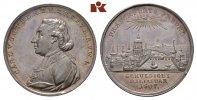 Silbermedaille 1807, FRANKFURT Carl Theodor von Dalberg, Fürstprimas de... 1345,00 EUR