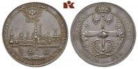 Silberne Vierziger-Medaille o. J. (1670/1705), EMDEN  Sehr schön-vorzüg... 575,00 EUR