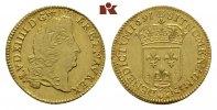 Louis d'or à l'écu 1691 B, Rouen. FRANKREICH Louis XIV, 1643-1715. Vorz... 1801.94 US$ 1575,00 EUR  +  17.05 US$ shipping