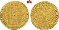 Franc à pied o. J., 5. Typ (1375), Tar FRANKREICH/FEODALES Jeanne de Na... 1845,00 EUR  + 9,90 EUR frais d'envoi