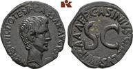 Æ-As, 16 v. Chr., Rom, MÜNZEN DER RÖMISCHEN KAISERZEIT Augustus, 30 v.-... 554.88 US$ 485,00 EUR  +  17.05 US$ shipping