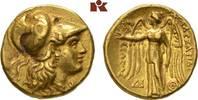 AV-Stater (Alexandreier), 280/200 v. Chr.; THRACIA ODESSOS. Attraktives... 3675,00 EUR kostenloser Versand