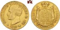 40 Lire 1808 M, Mailand. ITALIEN Napoleon, 1805-1814. Sehr schön  535,00 EUR  + 9,90 EUR frais d'envoi