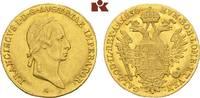 Dukat 1830 A, Wien. KAISERREICH ÖSTERREICH Franz I., 1804-1835. Fast St... 545,00 EUR  + 9,90 EUR frais d'envoi