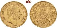 10 Mark 1903. Sachsen Georg, 1902-1904. Vorzüglich  595,00 EUR  + 9,90 EUR frais d'envoi