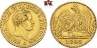 Doppelter Friedrichs d'or 1848 A, Berlin. BRANDENBURG-PREUSSEN Friedric... 3375,00 EUR envoi gratuit