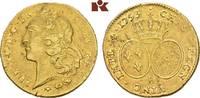 Double louis d'or au bandeau 1753 K, Bordeaux. FRANKREICH Louis XV, 171... 1645,00 EUR  + 9,90 EUR frais d'envoi