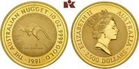 2.500 Dollars (10 Unzen) 1991. AUSTRALIEN Elizabeth II. seit 1952. Fast... 13723.32 US$ 11995,00 EUR free shipping