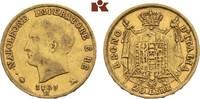 20 Lire 1809  M, Mailand. ITALIEN Napoleon, 1805-1814. Sehr schön  429.03 US$ 375,00 EUR  +  17.05 US$ shipping