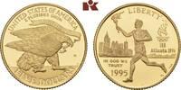 5 Dollars 1995 W, West Point, VEREINIGTE STAATEN VON AMERIKA / USA Föde... 325,00 EUR  + 9,90 EUR frais d'envoi