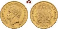 20 Mark 1873. Sachsen Johann, 1854-1873. Vorzüglich  575,00 EUR  + 9,90 EUR frais d'envoi