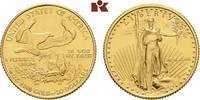 10 Dollars (1/4 Unze) 1989. VEREINIGTE STAATEN VON AMERIKA / USA Födera... 383.27 US$ 335,00 EUR  +  17.05 US$ shipping